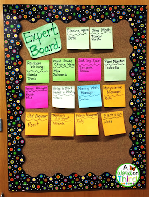 Create An Expert Board To Build Student Confidence And Save Yourself Time! - A Word On Third