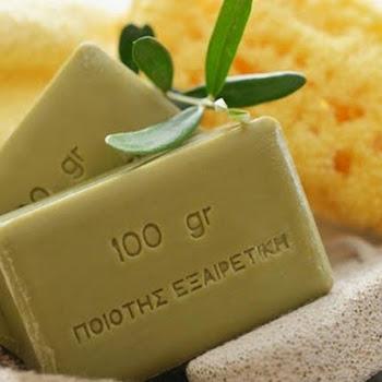 5 άγνωστες χρήσεις για το πράσινο σαπούνι...