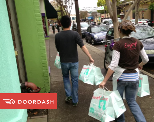 DOORDASH FOOD DELIVERY STARTUP STORY