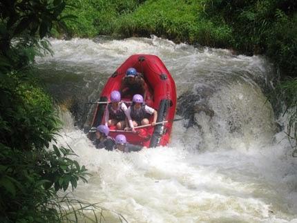 Sungai Palayangan Pangalengan Bandung