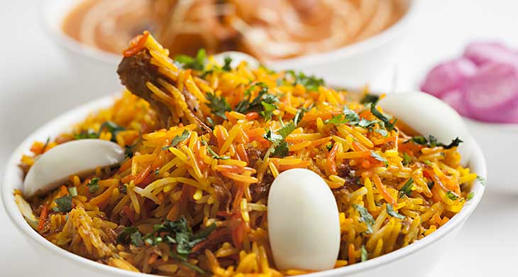 recept iraanse rijst