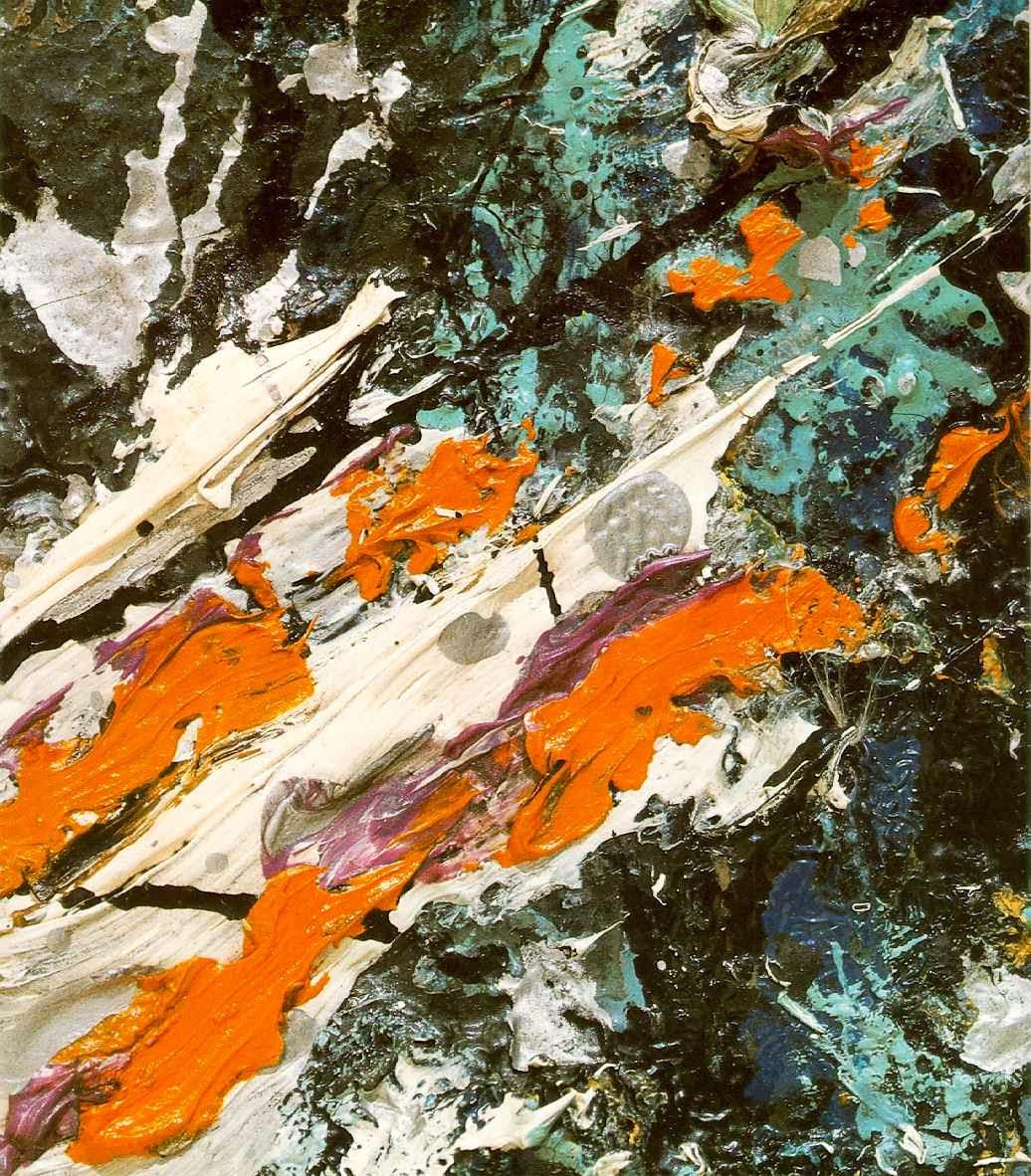 Group Of Jackson Pollock 1258007