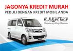 Kredit Daihatsu Luxio Bandung
