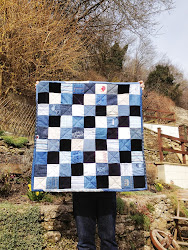 Baby Clothes Quilt No. 2