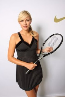 Hot Tennis Girl Maria Sharapova