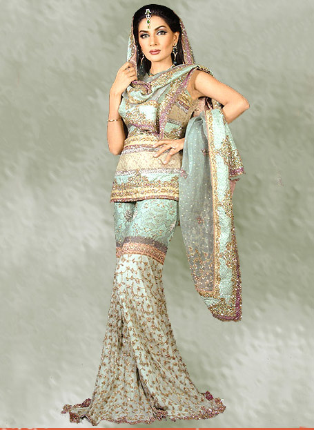 Latest Fashion Gharara Designs For Women ~ Wallpapers, Pictures ...