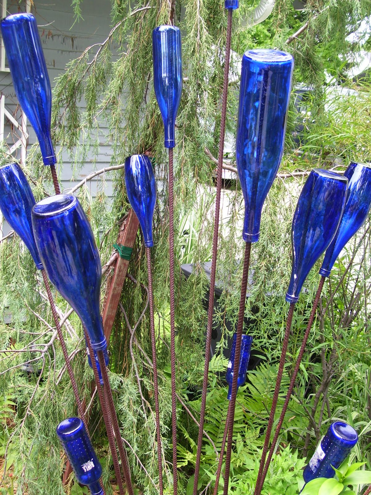 Talking to Plants: Funky Garden Art