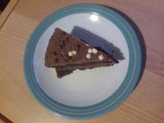 Gluten Free, Egg Free, Butter Free, Chocolate Cake