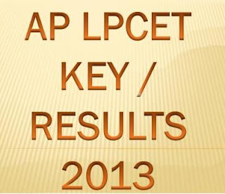 TP/ HP / UP /  CET Answer Key 2013