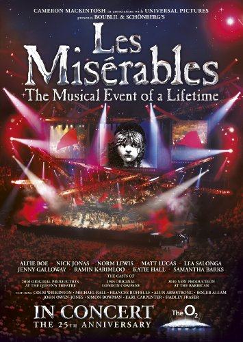 Les Miserables 25th Anniversary 2010 DVDRip XviD-aAF