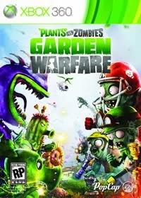Plants v/s Zombies Garden Warfare (Requiere xboxlive Gold, solo funciona ONLINE)
