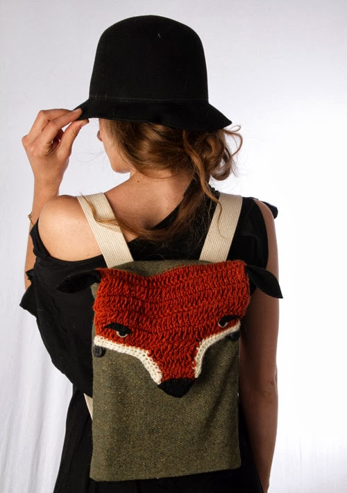 My Owl Barn: Cute Crochet Bags