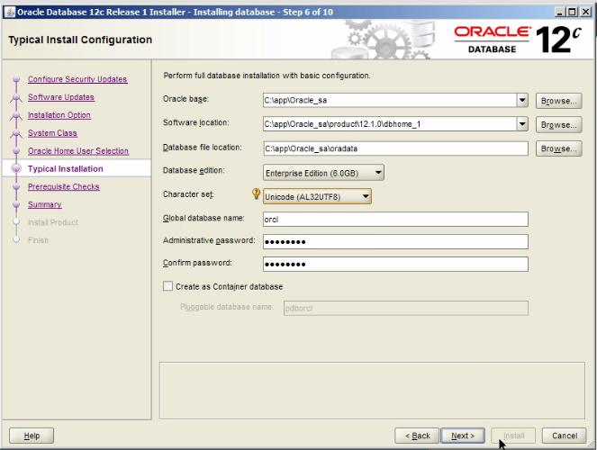 Creating Databases with Oracle Database 12c | For People Who Dont ...