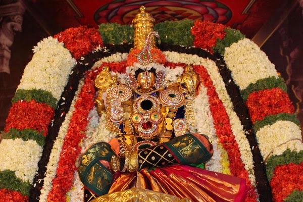 sri padmavathi karhika brahmotsavams photos 2013