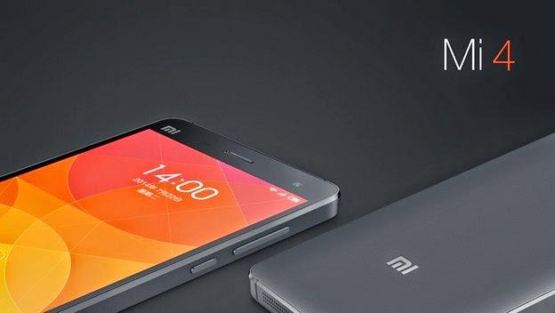 Xiaomi Mi4 Especificaciones Técnicas - TodoAndroidOnline
