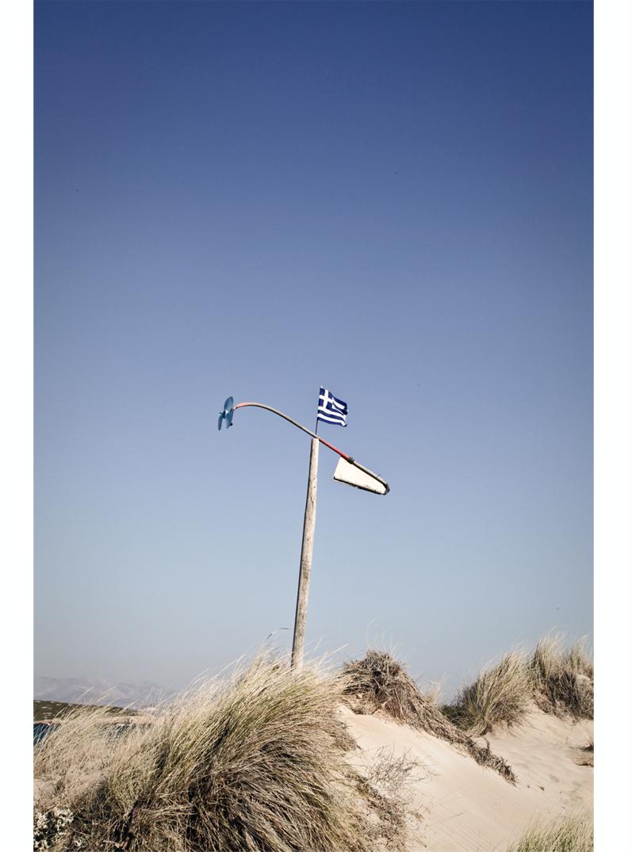 plage de Santa Maria île de Paros Cyclades