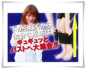 Cara memakai - Qiaonasi Slimming Cloth