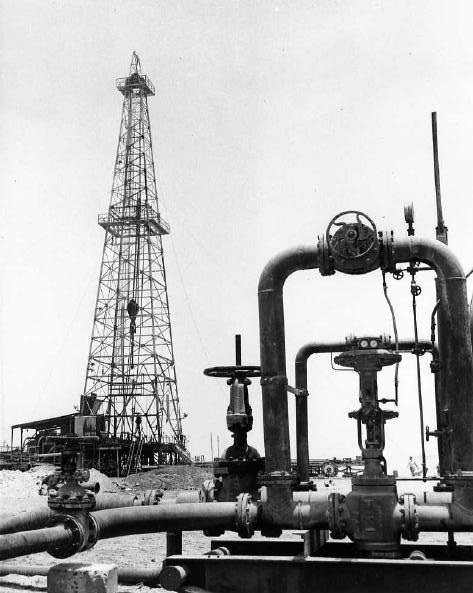 the discovery development and dependence on oil in qatar Line of succession: the al thani rule in qatar in october 1938, drilling of the first well in qatar began and the discovery of oil was made at dukhan structure in january 1940 he has also led the development of qatar's oil and natural gas resources.