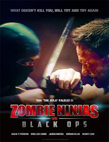 Zombie Ninja vs Black Ops (2015) [Vose]