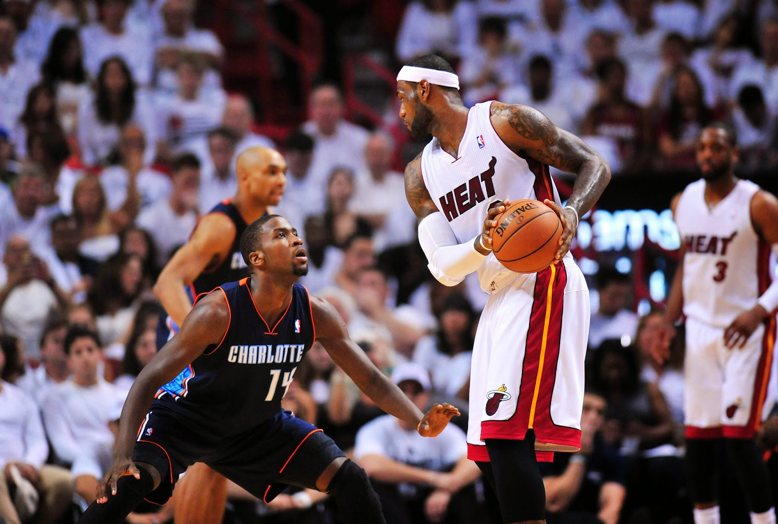 Los Heat ganan los playoffs en Twitter