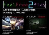 Sendeplan FF2P