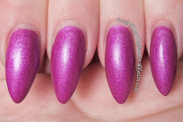 Illamasqua Paranormal Seance nail polish collection swatch