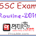 SSC Routine | Dakhil Routine | SSC vocational Routine 2016