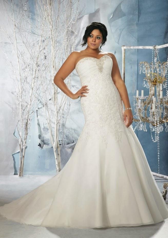 fashion,girls,trend,women,collection 2015 summer: plus size wedding ...
