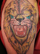 Lion Tattoos (lion tattoos designs picture )