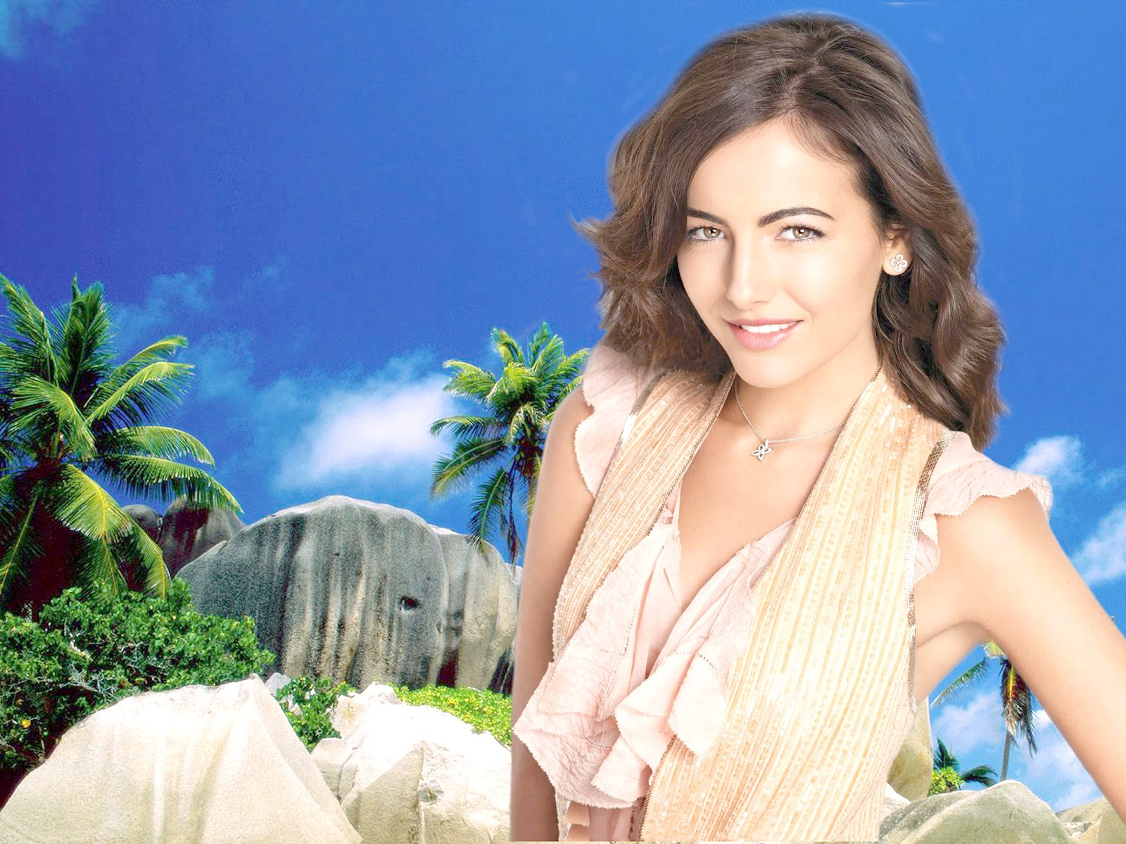 Camilla belle hollywood actress latest hot hd wallpaper for Belle photo hd
