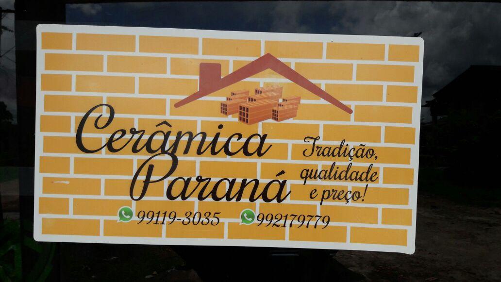 Cerâmica Paraná, Tradição, qualidade e preço!