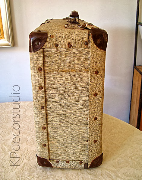 Tienda online vintage. Venta de maletas antiguas en valencia