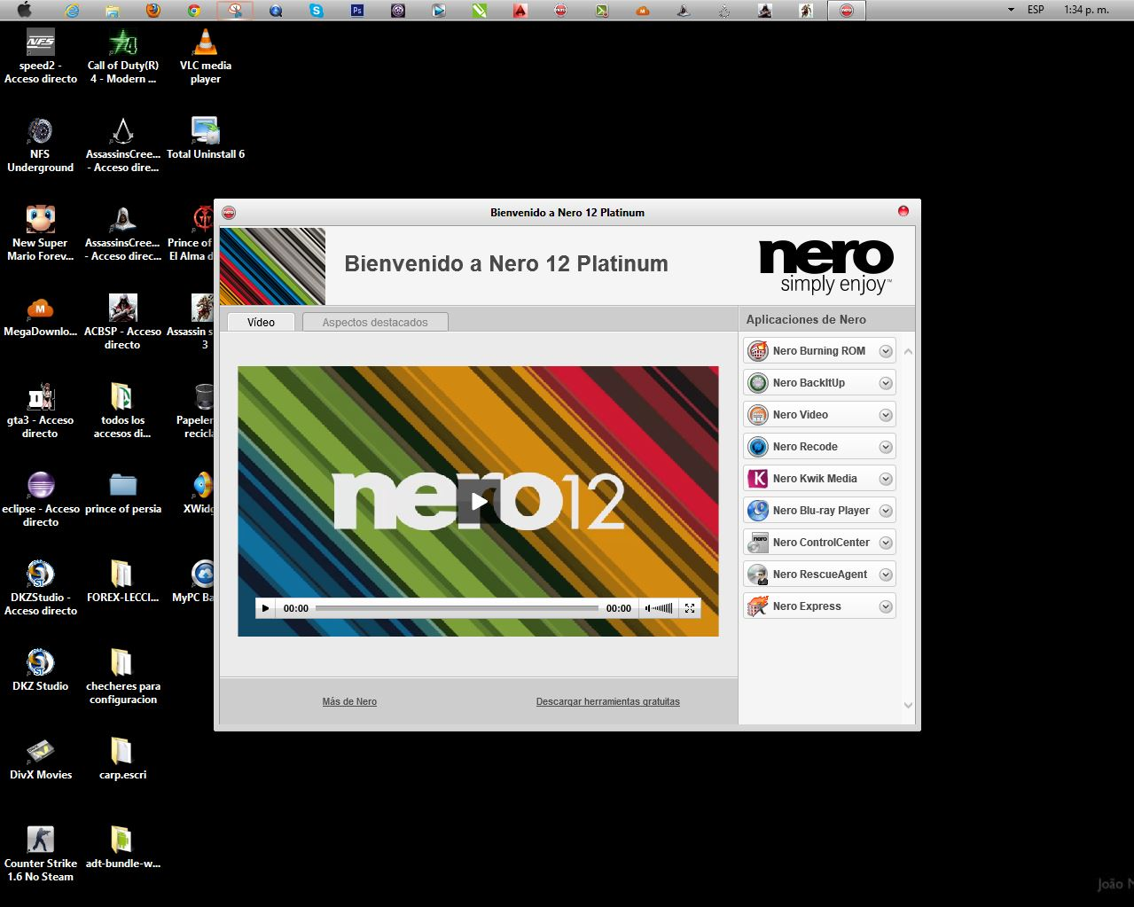 Nero multimedia suite platinum v11.2.00400 multilingual incl ser