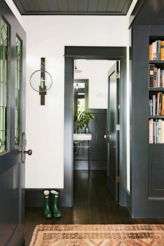bold entryway