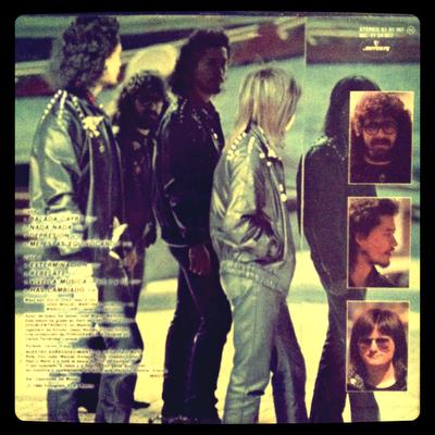 Mazo – Mazo (1982) Contraportada