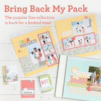 CTMH Bring Back My Pack - 25% off