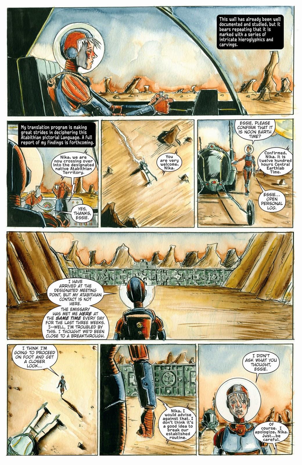 trillium comic jeff lemire villarrubia ecc