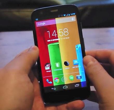 Motorola Moto G, Moto G Philippines