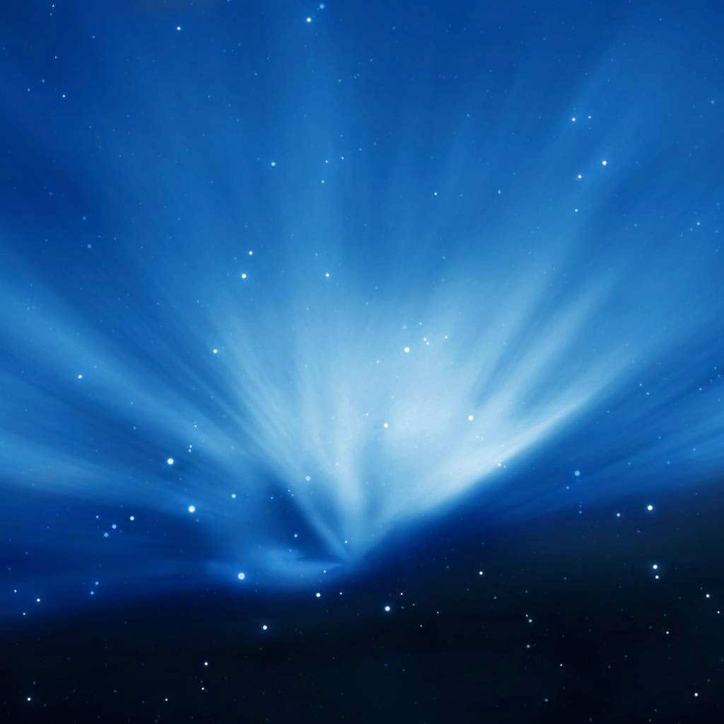 Blue space wallpaper space wallpaper - Space wallpaper desktop ...