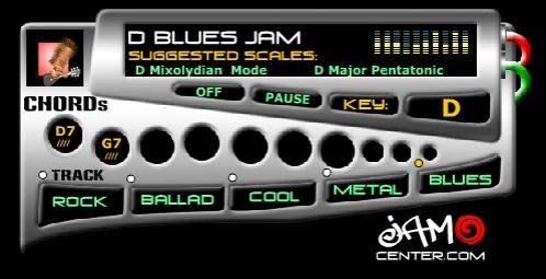 jam track machine