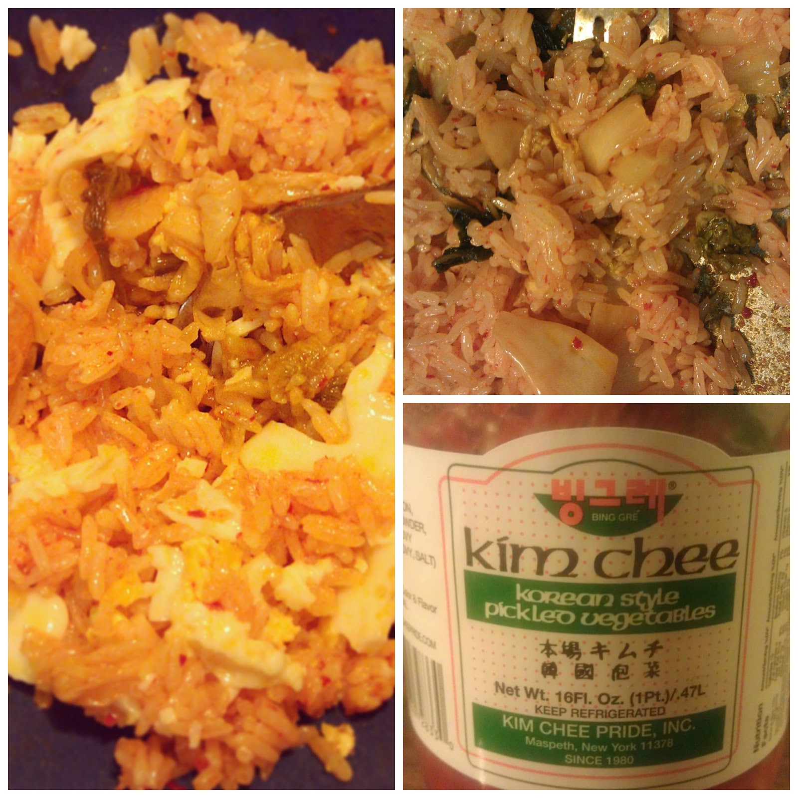 kimchi fried rice trader joe s has a kimchi fried rice in the frozen ...