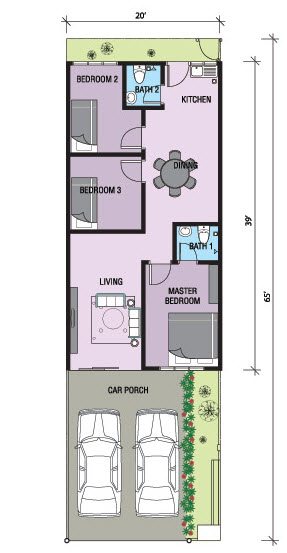 Floor Plan Feng Shui November 2015