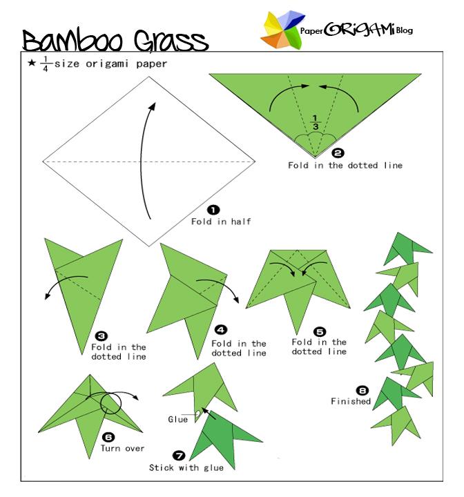 Bamboo Origami Diagram House Wiring Diagram Symbols