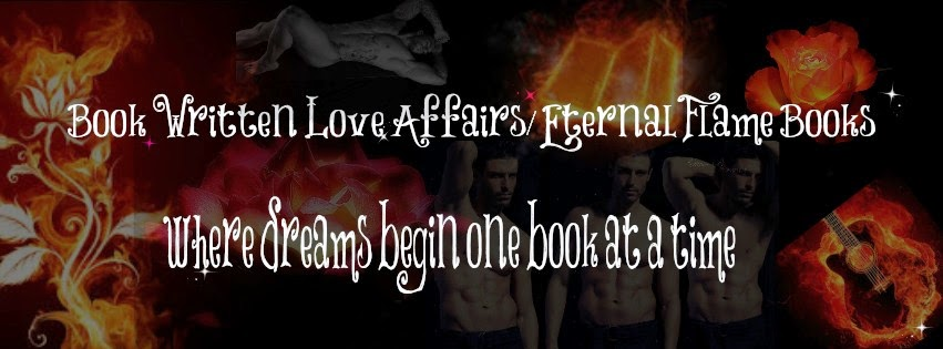 Book Written Love Affairs/Eternal Flame Books
