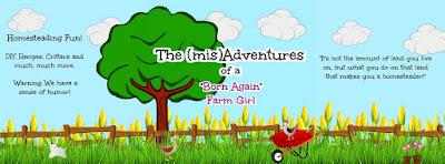 """The (mis)Adventures of a """"Born Again"""" Farm Girl"""
