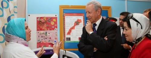 إعطاء الانطلاقة الرسمية لبرنامج Kidsmart الخاص بأقسام التعليم الأولي والسنة الأولى ابتدائي بالمدارس الابتدائية العمومية