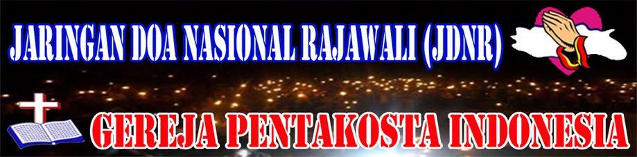 Jaringan Doa Nasional Rajawali (JDNR)
