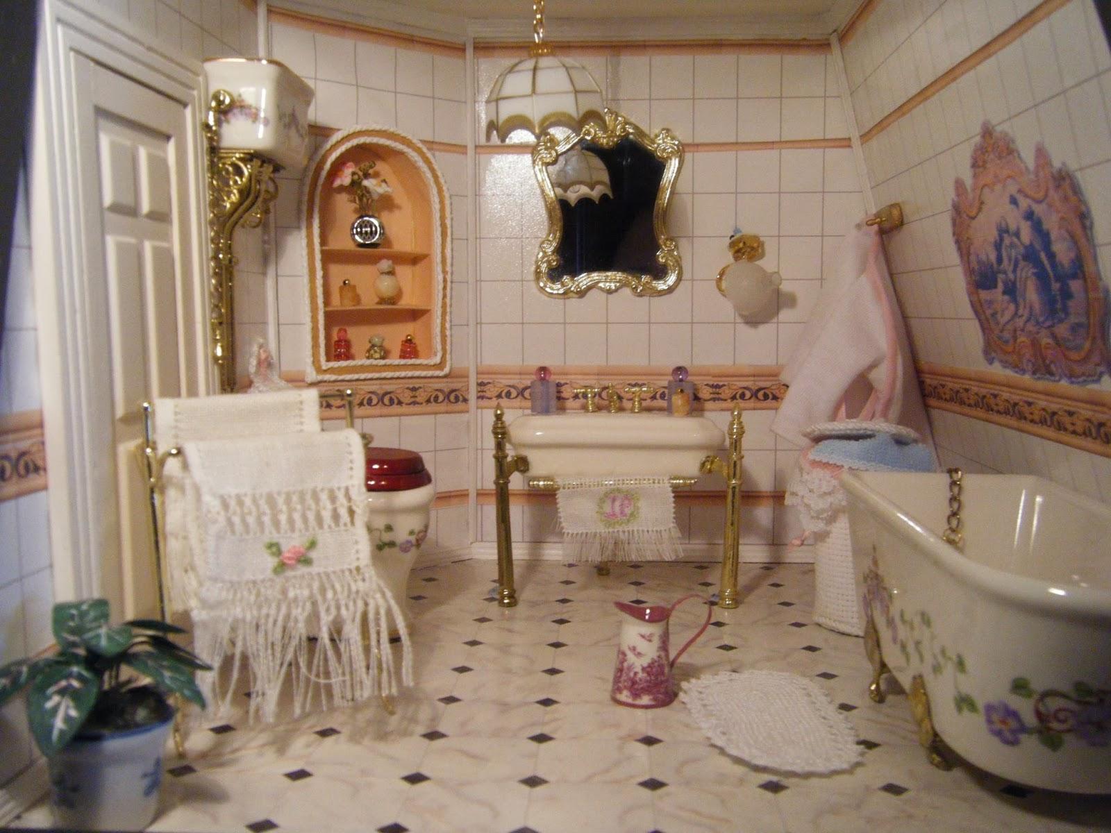 El peque o mundo de juani mi ba o victoriano for Banos antiguos decoracion