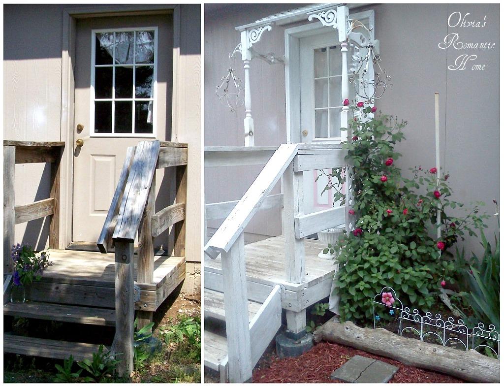Romantic shabby chic home romantic shabby chic blog - Shabby Chic Garden Project Part Ii