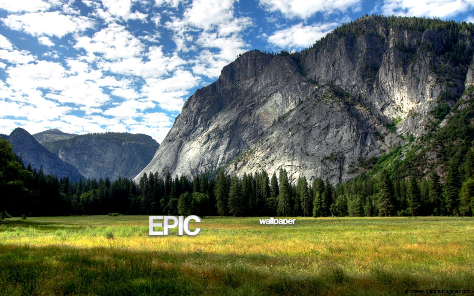 Epic Nature Wallpaper